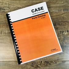 Case 1835b Uni Loader Parts Manual Catalog Skid Steer Assembly Exploded Views