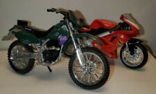Maisto Die cast Lot of 2 Motorcycles