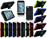For Apple iPhone 5 5S 5SE New Design Shock Proof Stand Phone Case Cover