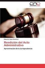 Reedicion del Acto Administrativo (Paperback or Softback)