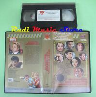 VHS film UN SORRISO UNO SCHIAFFO BACIO IN BOCCA 1987 Sordi Toto 4606(F17) no dvd
