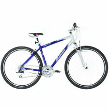 """2002 GIANT CYPRESS SX Upright Comfort Hybrid Bike Bicycle // 19"""" // BLUE/SILVER"""