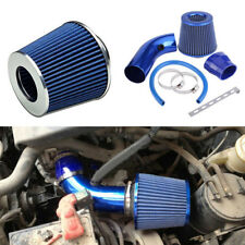 "Pipe Diameter 3""Cold Air Intake Filter Clamp Accessories Car Air Intake Kit Blue"