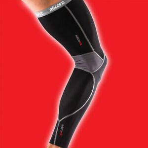 RecoFit Leg Compression: One Pair Full-Leg Compressors Medium