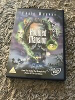 The Haunted Mansion DVD (2004) Eddie Murphy, Minkoff (DIR) cert PG Amazing Value
