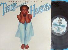 Thelma Houston ORIG OZ LP Any way you like it NM '76 Motown R&B Disco Soul
