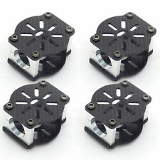 4pcs 16mm Carbon Fiber Tube Motor Mount Over-Under Drone Frame