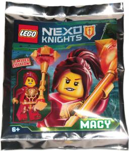 LEGO Nexo Knights: Macy with Fire Mace