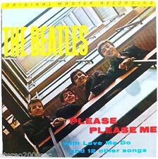 BEATLES PLEASE PLEASE ME VINILE LP MFSL 1 101 JAPAN 1982 M/M ORIGINAL MASTER top