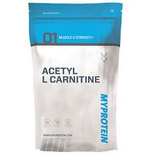 Proteínas y musculación polvos l-carnitina