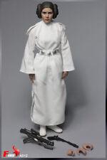 AFIRE 1/6th  Princess Leia Figure Toy New Hope A013 clothes Head Carved No Body