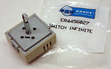 Range Burner Control Switch for Whirlpool WP4456027 AP6009491 PS11742653