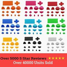 PS4 Controller Full Buttons Set D-Pad Trigger LT RT LB RB 9 Colours Available