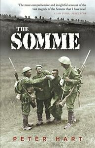The Somme (Cassell Military Paperbacks) by Peter Hart Paperback Book The Cheap