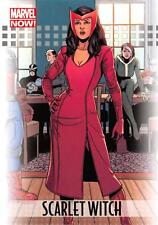 SCARLET WITCH / 2013 Marvel Now! (Upper Deck 2014) BASE Trading Card #84
