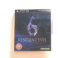 New & Sealed PS3 Resident Evil 6
