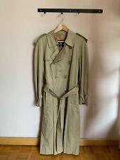 Burberrys trench coat vintage uomo