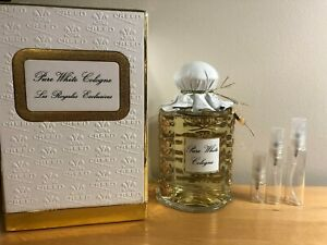 Pure White Cologne by Creed Sample 2ml 5ml 10ml