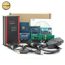 Iprog Pro V85 Programmer With Adapters Immo Mileage Airbag Reset Tool