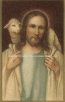 Christ the Good Shepard Prayer Card (10-pack)