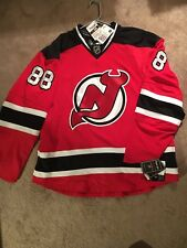 NWT Reebok NHL New Jersey Devils #88 Zupancic Jersey Size 54