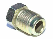 10 Male  10mm x 1mm  Metric Brake Pipe Nuts for 3/16 Copper