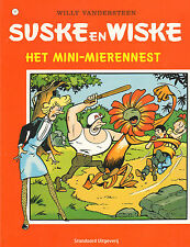 SUSKE EN WISKE 011 - HET MINI-MIERENNEST (UITGAVE VOOR SHELL)