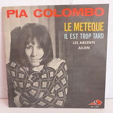 PIA COLOMBO Le méèque ... AZ EP 1281