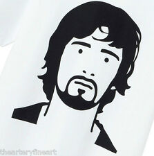 JULIAN OPIE x UNIQLO 'Gary. Popstar.' 2014 SPRZ NY Graphic Artist T-Shirt L NWT!