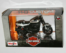 Maisto - Harley Davidson 2011 XR1200X (White) - Model Scale 1:18