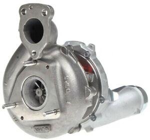 MAHLE 001TC18126000 Turbocharger