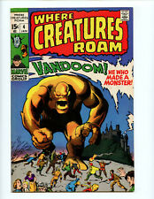 Where Creatures Roam 4 Vandoom prehero monster sweet copy