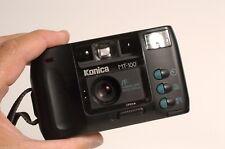 Konica MT-100 - AF 35mm film format Point & shoot camera street photography