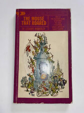 Vintage Bantam Paperback The Mouse That Roared by Leonard Wibberley 1967