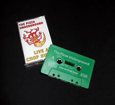 The Pizza Underground - Live at Chop Suey - green cassette - LIMITED