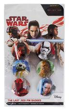 Star Wars EP 8 Anstecker 6 Stk.