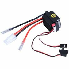 320A High Voltage ESC Brushed Speed Controller Waterproof RC Car Boat Truck - UK