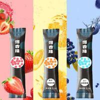 200pcs Cigarette Filter Pops Smoking Accessories Portable DIY Fruit Flavor Pops