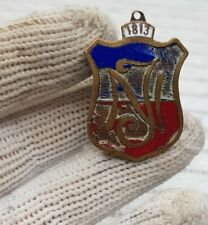 Cockade sign medal Enamel 1813 Napoleon