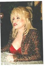 Rare Dolly Parton Candid 4 X 6 Photo