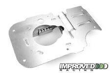 Improved Racing Trap Door Oil Pan Baffle for LS3 Camaro SS / Pontiac G8 / SS