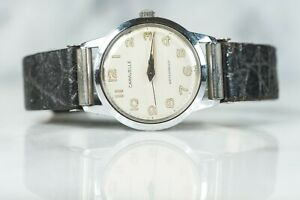 Caravelle by Bulova Men's Vintage Mechanical Wind Watch