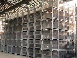 Gitterboxen db Gitterbox Industrieboxen Eurogitterboxen UIC