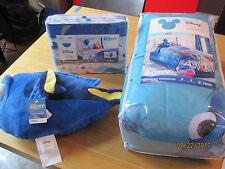 NEW Jumping Beans Finding Dory Reversible Comforter, Sheet Set & Pillow Twin