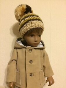 SASHA  GREGOR DOLL CLOTHES - Outfit hand made by JADZIA