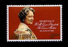 SAMOA - Scott 532 - 1980 Queen Elizabeth The Queen Mother 80th Birthday