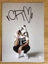 Cro AK Musik Autogrammkarte original signiert #3