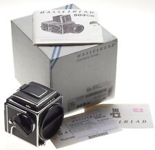 Hasselblad 503 CW camera body complete box acute matte screen waist level finder