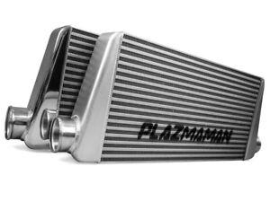Plazmaman Race Spec Tube and Fin Intercooler - 600x300x76mm