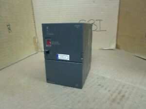 Siemens Power Supply 6ES7 307-1EA00-0AA0 120V/230VAC 24 VDC Used